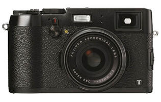 Is this Fuji's new X100T?