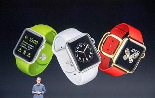 The Apple Watch is Apple's entry into the world of wearables