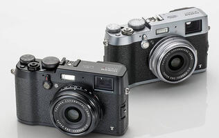 Introducing the Fujifilm X100T, the world's first camera with electronic rangefinder function