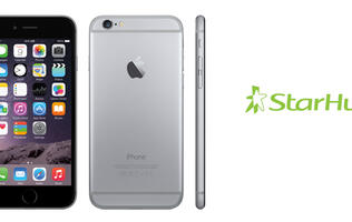 Apple iPhone 6 and 6 Plus price plans announced by StarHub