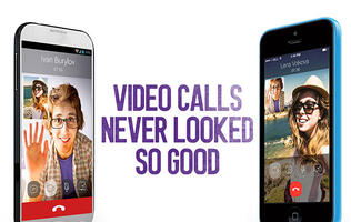 Viber 5.0 for Android and iOS now support video calling
