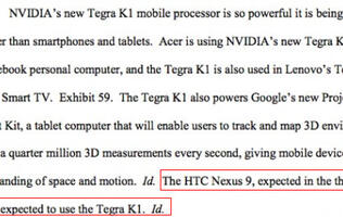 NVIDIA: HTC Nexus 9 to launch in Q3, runs on Tegra K1 processor