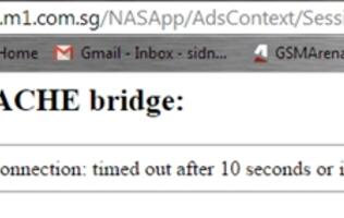 Apple iPhone 6 fever too hot for M1 to handle, website crashes under heavy traffic