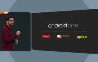 Google launches low-cost Android One smartphones in India
