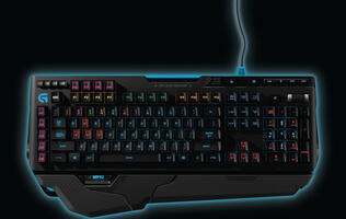 Logitech unveils G910 Orion Spark mechanical keyboard