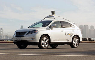 California grants licenses to Google, Audi and Mercedes to allow self-driving cars on all roads