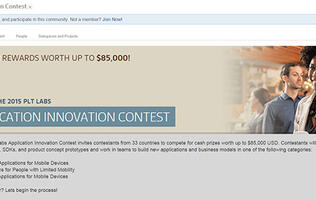 Plantronics announces 2015 PLT Labs Application Innovation contest, with a total of US$85,000 in cash prizes