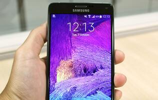 Samsung Galaxy Note 4 4G+: More than big
