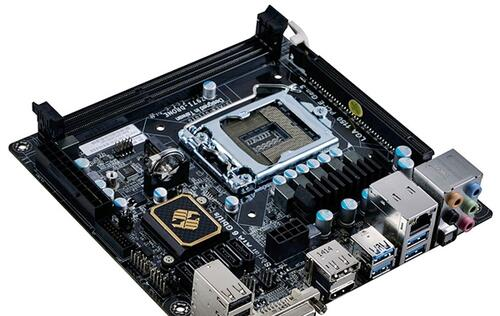 ECS announces mini-ITX Z97I-Drone motherboard