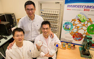 NTU researchers develop new lithium-ion battery that charges to 70% in 2 minutes