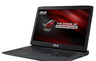 ASUS announces three new ROG gaming notebooks - the ROG G751, G771 and G551