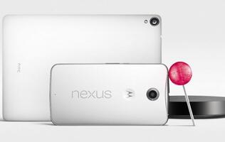 Google announces Nexus 6 and Nexus 9 with Android 5.0 (Lollipop)
