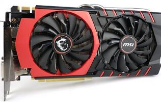 MSI GeForce GTX 980 Gaming 4G: Quiet and cool with high performance