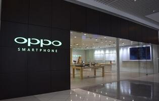 OPPO opens new flagship store in Suntec City