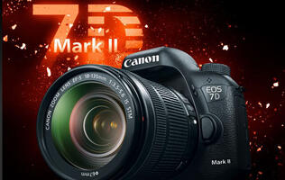 Availability and pricing for Canon 7D Mk II announced!