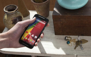 Motorola Moto G (2014) now available in Singapore