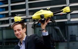 Emergency service drones might just save your life in the future