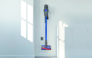 "Dyson launches new ""Fluffy"" cordless vacuum cleaner"