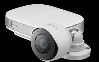 Samsung Techwin announces launch of SmartCam HD Outdoor Wireless IP camera