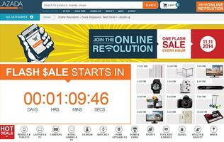 Top tech deals from Lazada's big online sale
