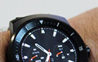 LG G Watch R will go on sale this weekend