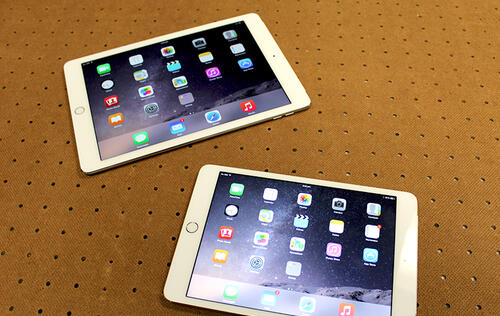 Apple iPad Air 2 & iPad Mini 3: Evolutionary, not revolutionary
