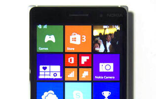 Nokia Lumia 830: High-end looks at a mid-range price