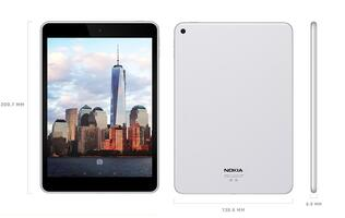 Nokia announces 7.9-inch N1 tablet, an iPad Mini wannabe running Android 5.0 Lollipop and powered by Intel