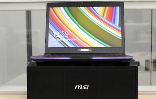 Hands-on with MSI's GS30 2M Shadow Notebook and Gaming Dock
