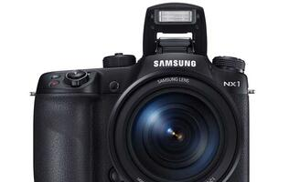 First looks at the Samsung NX1 professional camera