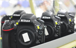 An inside look at Nikon's DSLR production line