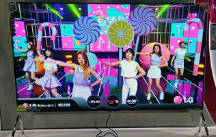 LG's 98-inch UB980T 4K TV now in stores