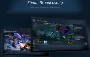 Valve takes on Twitch with new Steam Broadcasting service