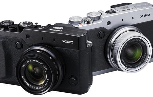 Fujifilm X30 – A premium prosumer compact with retro good looks