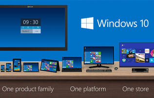 It may be possible to upgrade Windows 10 preview to the final version