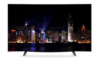 Chinese TV maker KTC announces its first curved OLED TV
