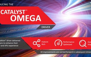 AMD's Catalyst Omega drivers out