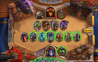 Hearthstone now available for Android tablets (UPDATED)