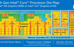 "Intel announces new 5th generation ""Broadwell"" mobile processors at CES 2015"