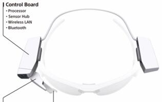 Sony's working on a device similar to Google Glass