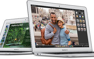 12-inch MacBook Air rumored to be entering production in early 2015