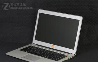 Xiaomi's first notebook looks like a MacBook Air?