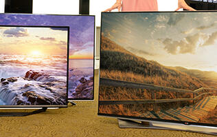 Led by ColorPrime, LG is set to unleash a slew of 4K TVs at CES 2015