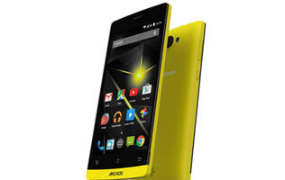 Archos brings its budget 50 Diamond smartphone and 80b Helium tablet to CES 2015