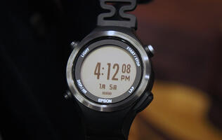 Epson announces new Runsense GPS running watch and M-Tracer golf swing analyzer