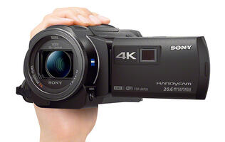 Sony announces new 4K camcorders at CES 2015