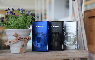Canon launches new cameras for their IXUS and PowerShot line-ups