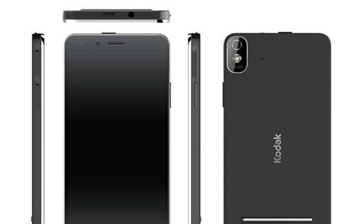 Kodak and Bulllitt announce launch of the Kodak IM5 smartphone
