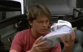 Nike's self-lacing 'Back to the Future' shoes could come out this year