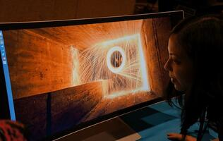 HP jumps on the 5K and ultra widescreen monitor bandwagon
